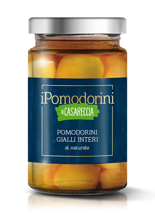 pomodorini gialli interi
